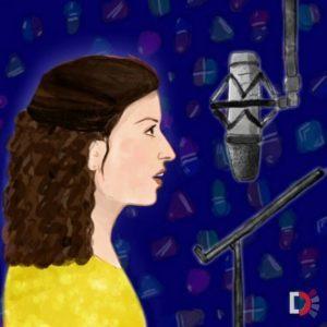 Debbie Irwin Voiceover Molly Ferguson