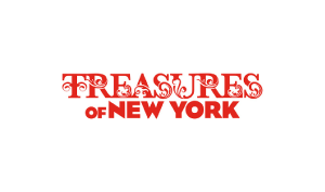 Debbie Irwin Voiceover Treasures of New York Logo