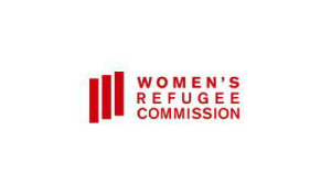 Debbie Irwin Voiceover Women's Refugee Commission Logo