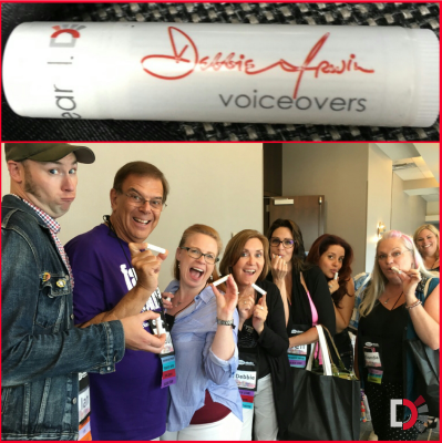 Debbie Irwin Voiceovers Gallery Photo