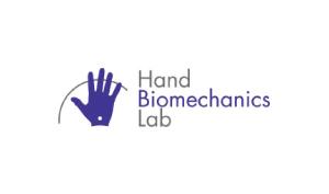 Debbie Irwin Voiceovers Hand Biomechanics Lab Logo