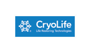 Debbie Irwin Voiceover CryoLife Logo