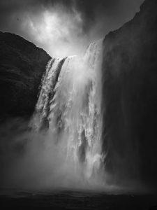 Skógafoss Falls, Iceland